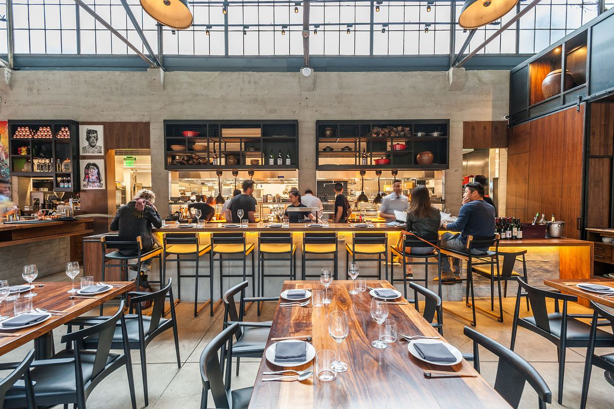 The New Yorker Comes To La To Review Majordomo Eater La