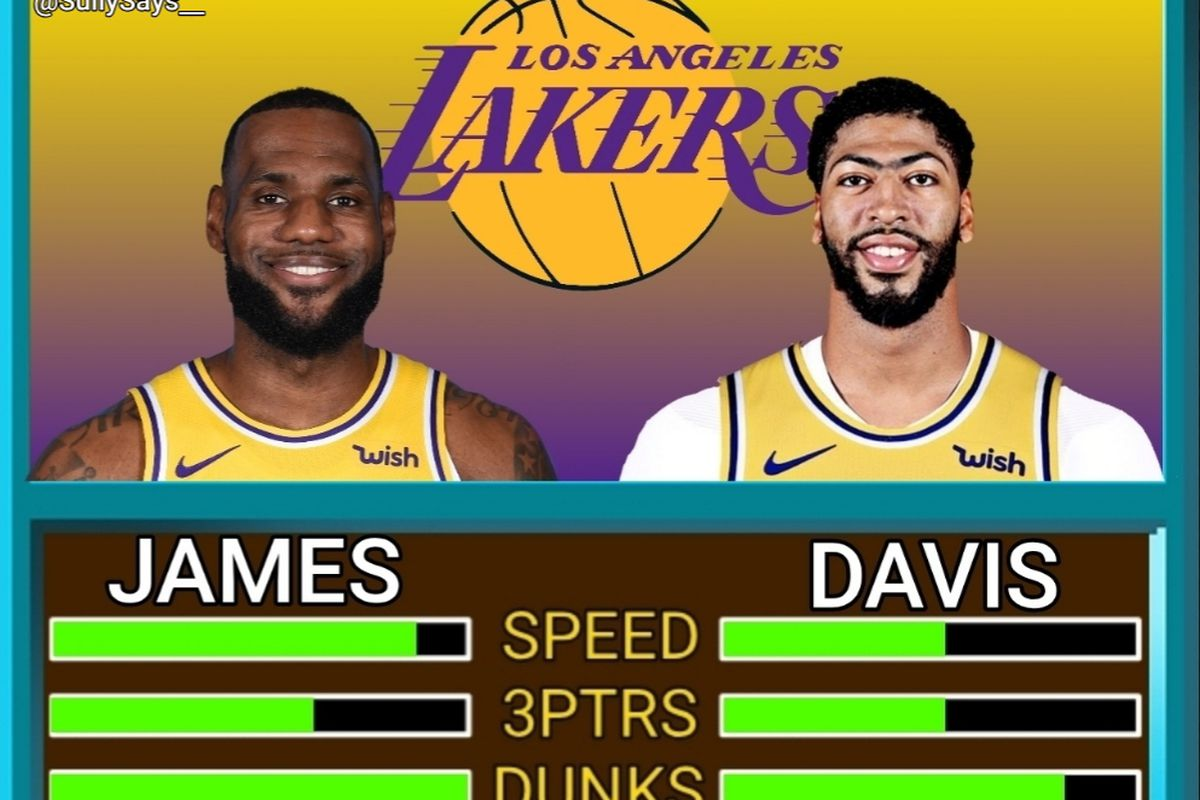 2019 NBA Jam - Quarters: Which current duo (or trio) is the NBA's best?