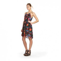 Thakoon for Target Gathered Dress in Cyber Floral $39.99