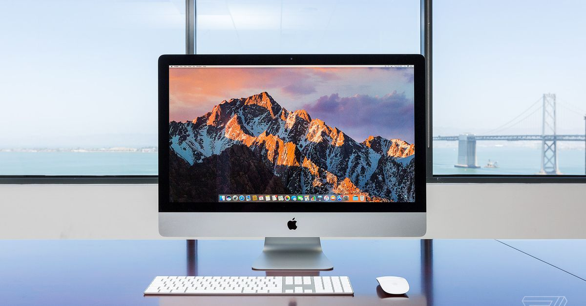 Apple updates iMacs with new Intel processors and AMD GPUs - The Verge