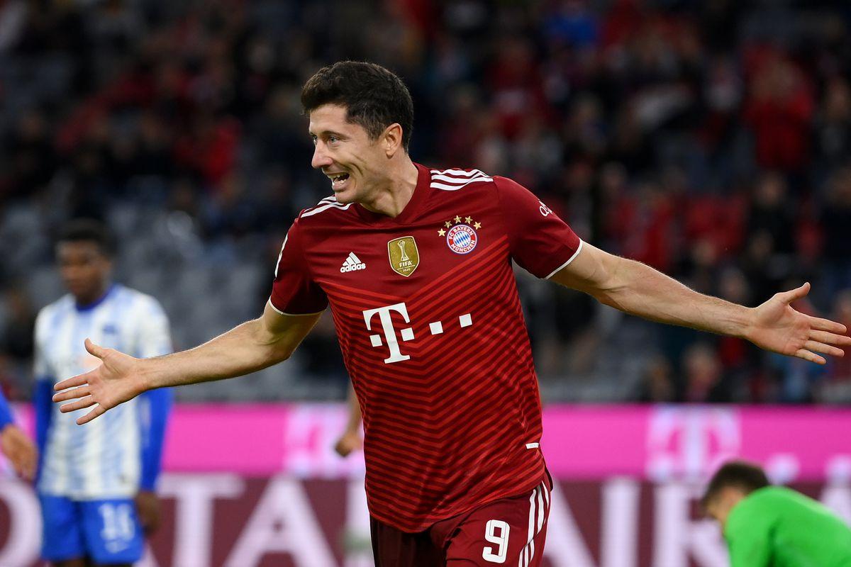 FC Bayern München v Hertha BSC - Bundesliga