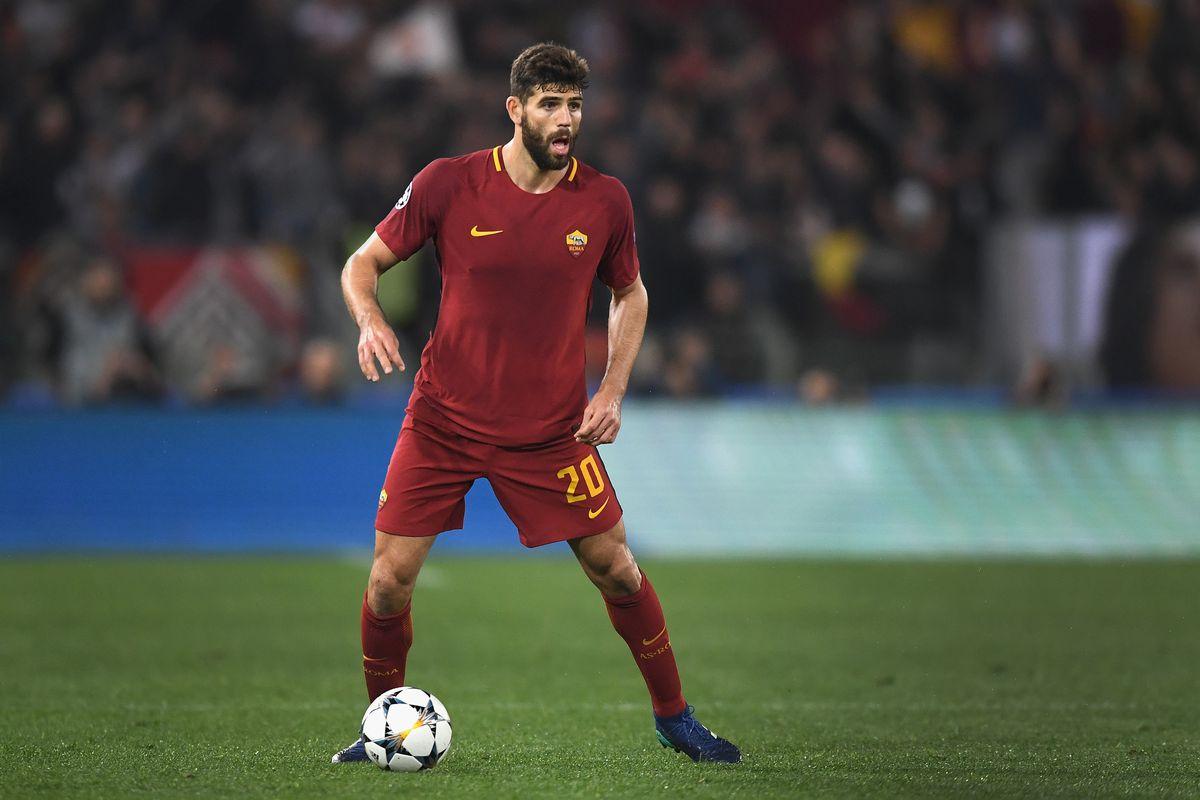 AS Roma v FC Barcelona - UEFA Champions League Quarter Final Second Leg