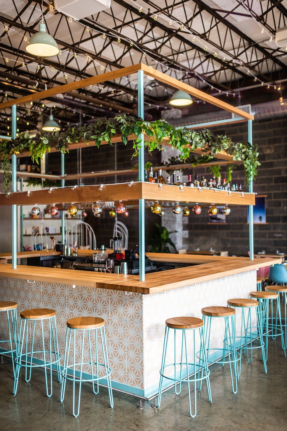 Coconut Club bar