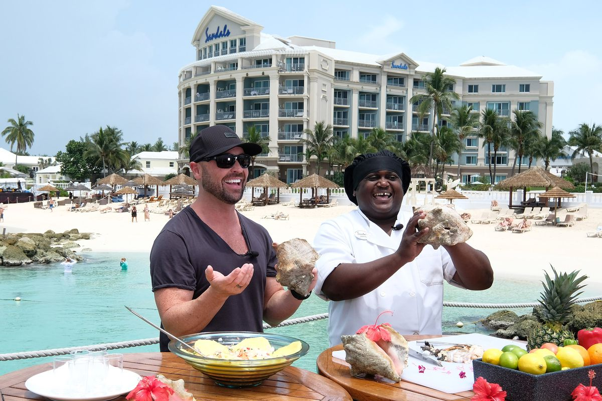 CMT Story Behind The Songs LIV+ Event Experience with Jason Aldean at Sandals Royal Bahamian Spa Resort & Offshore Island - Day 2