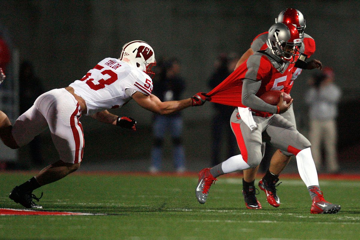 The Badgers need to be a confident bunch, or they will let a still promising season slip away.