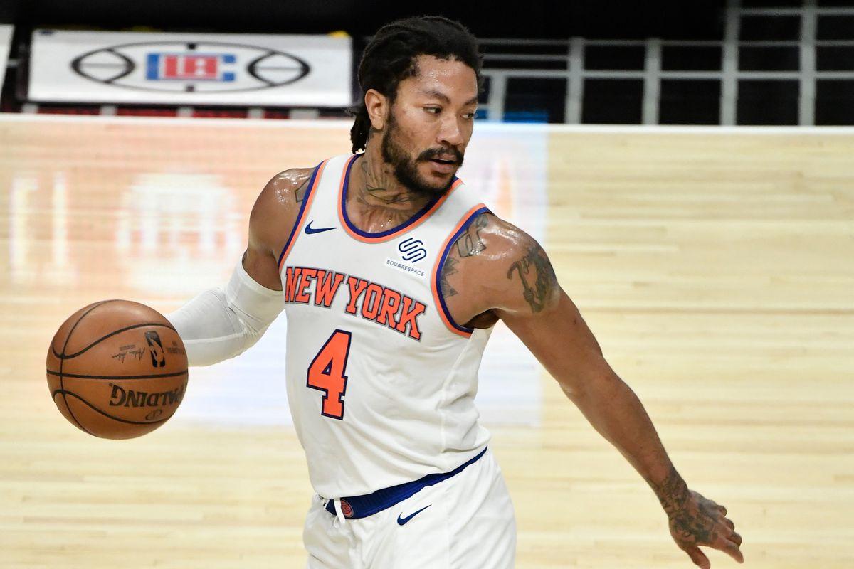 NBA: New York Knicks at Los Angeles Clippers