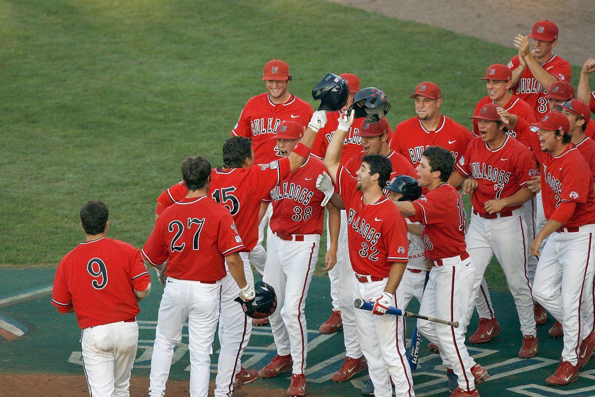 2008 Men's College World Series Game 3