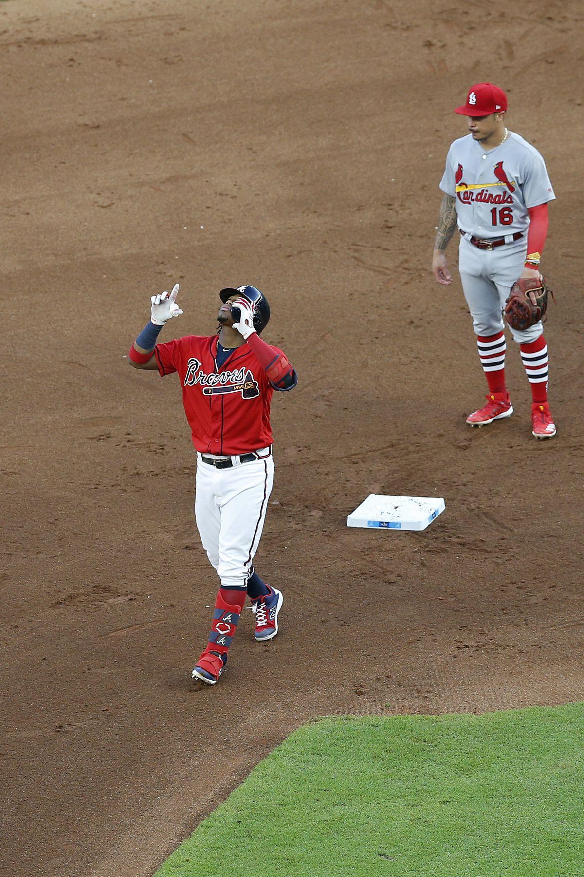 2019 NLDS Game 2 - St. Louis Cardinals v. Atlanta Braves