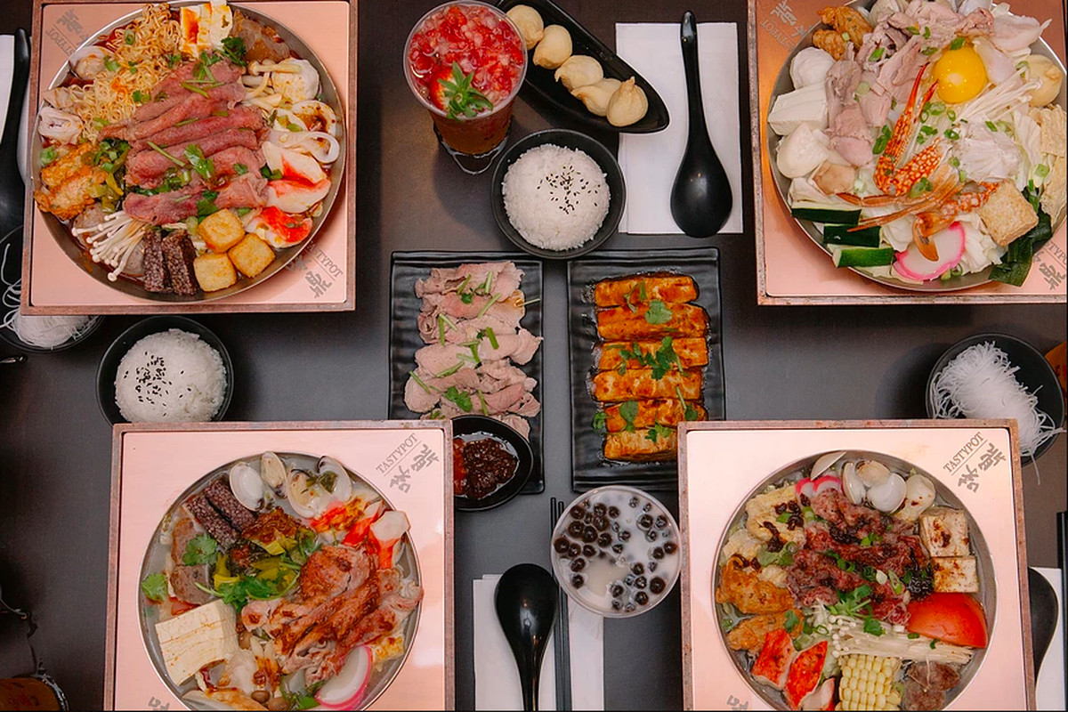 Taiwanese Hot Pot Chain Opens Near The U Of M Eater Twin