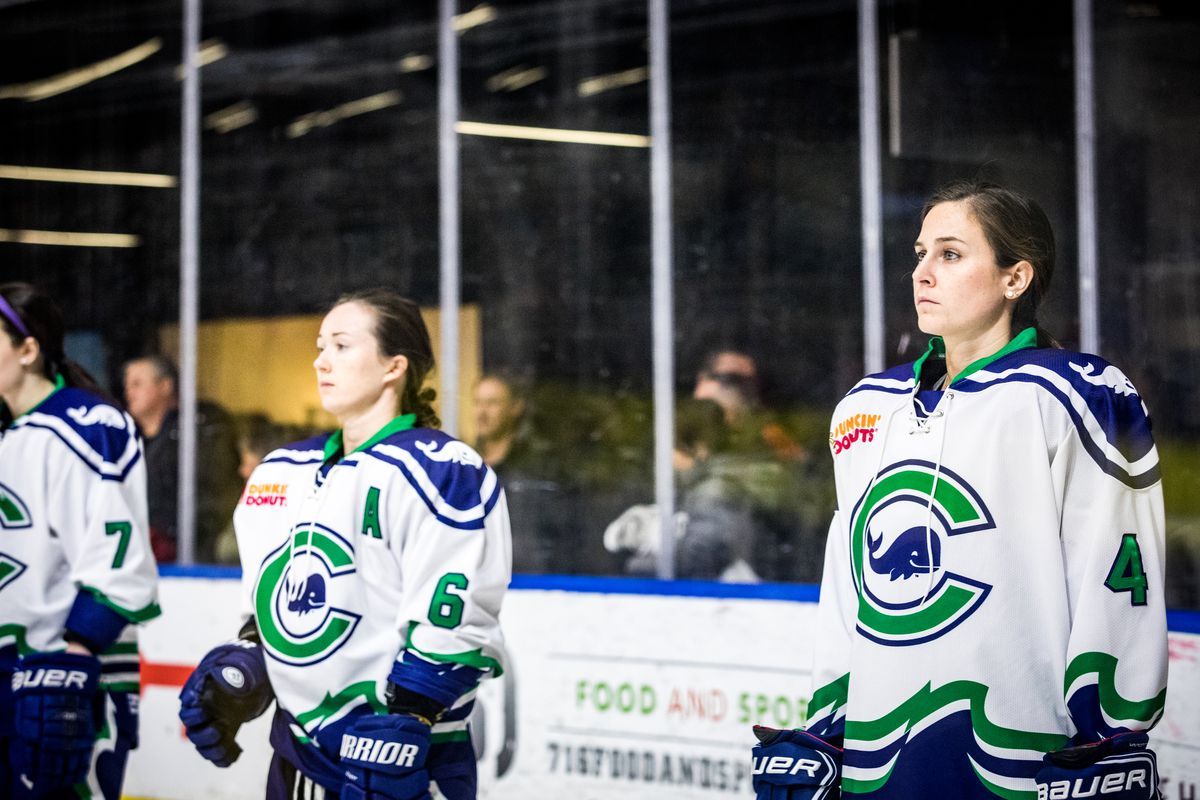 2018-19 NWHL Season Recap: Connecticut Whale