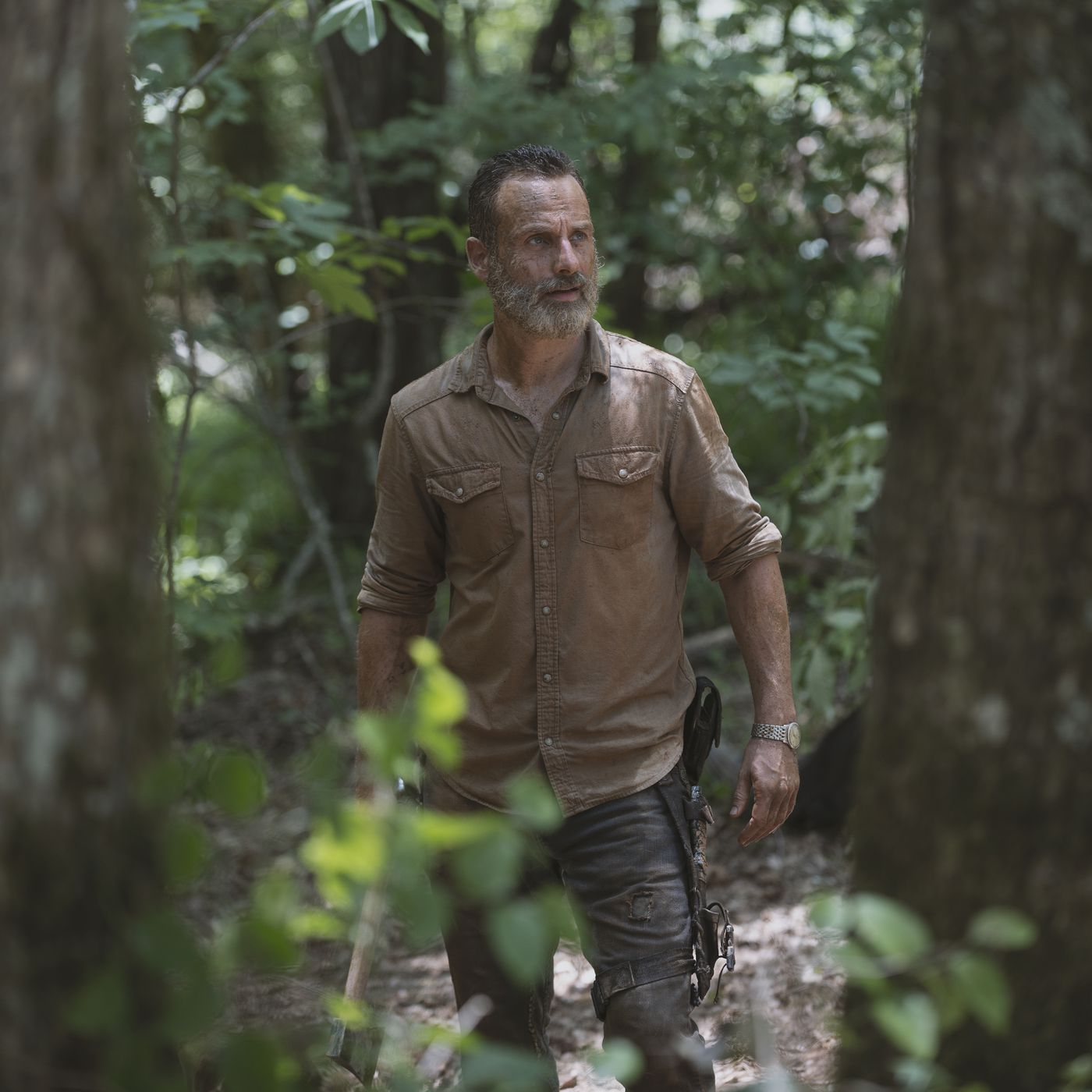 The Walking Dead just pulled its best switcheroo in years