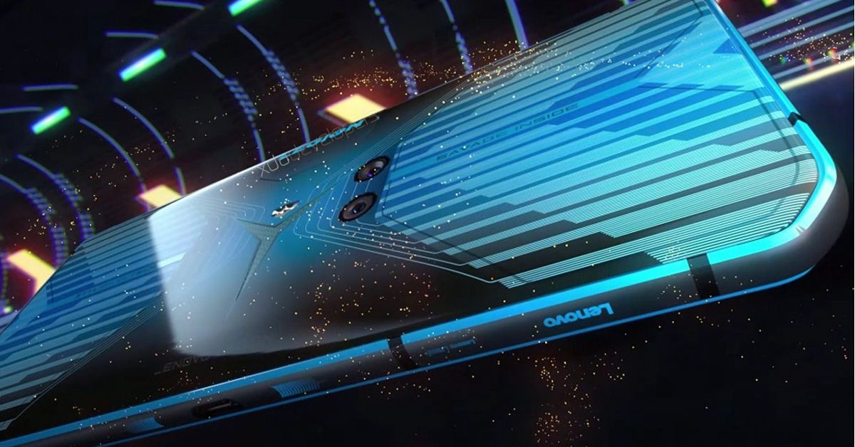 Leaked videos show Lenovo's first gaming smartphone thumbnail