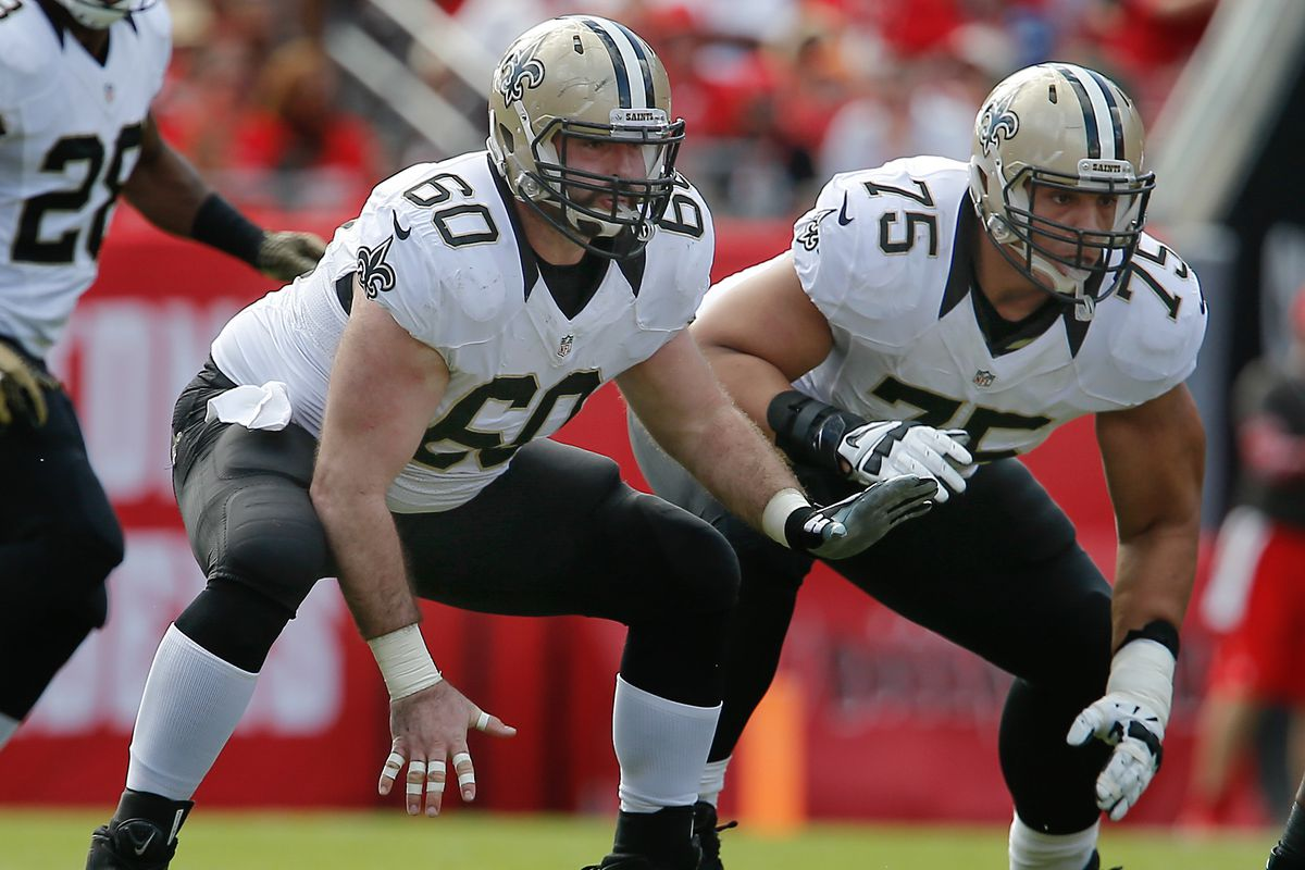 Pro Football Focus Releases 2016 New Orleans Saints Projected Depth Chart