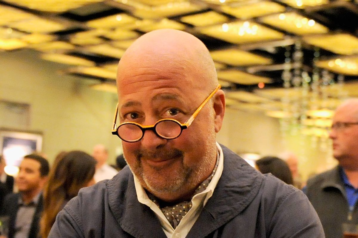 Travel Channel Picks Up New Andrew Zimmern Show Forgives Adam Richman Eater