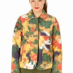 """Quilted Reversible Jacket, <a href=""""http://www.openingceremony.us/products.asp?menuid=2&designerid=1494&productid=64047"""">$310</a>"""