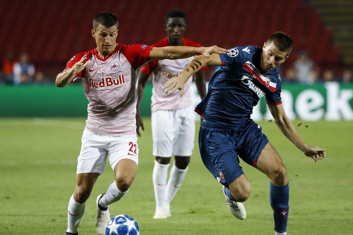 Red Star Belgrade v FC Red Bull Salzburg - UEFA Champions League