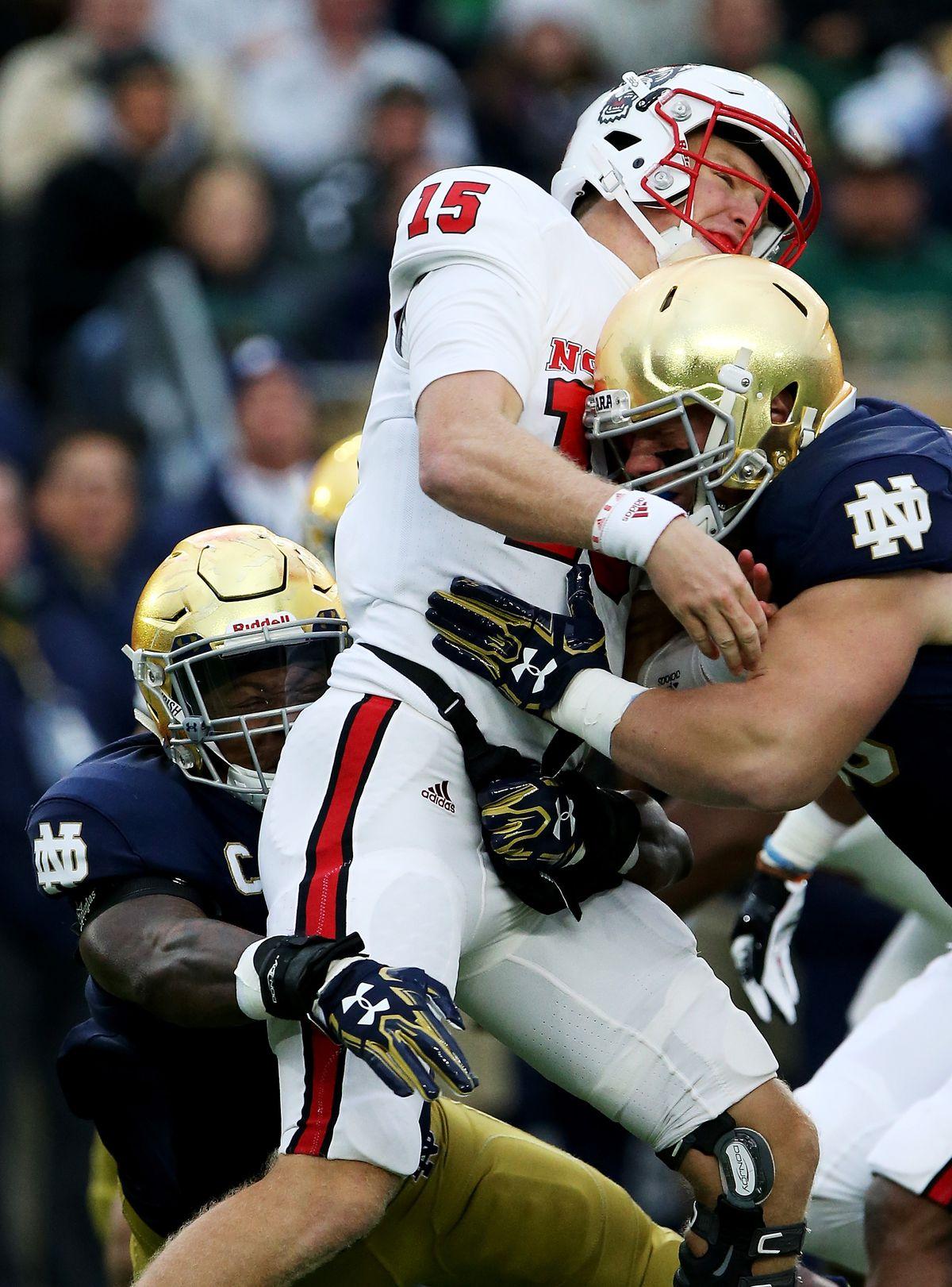 North Carolina State v Notre Dame