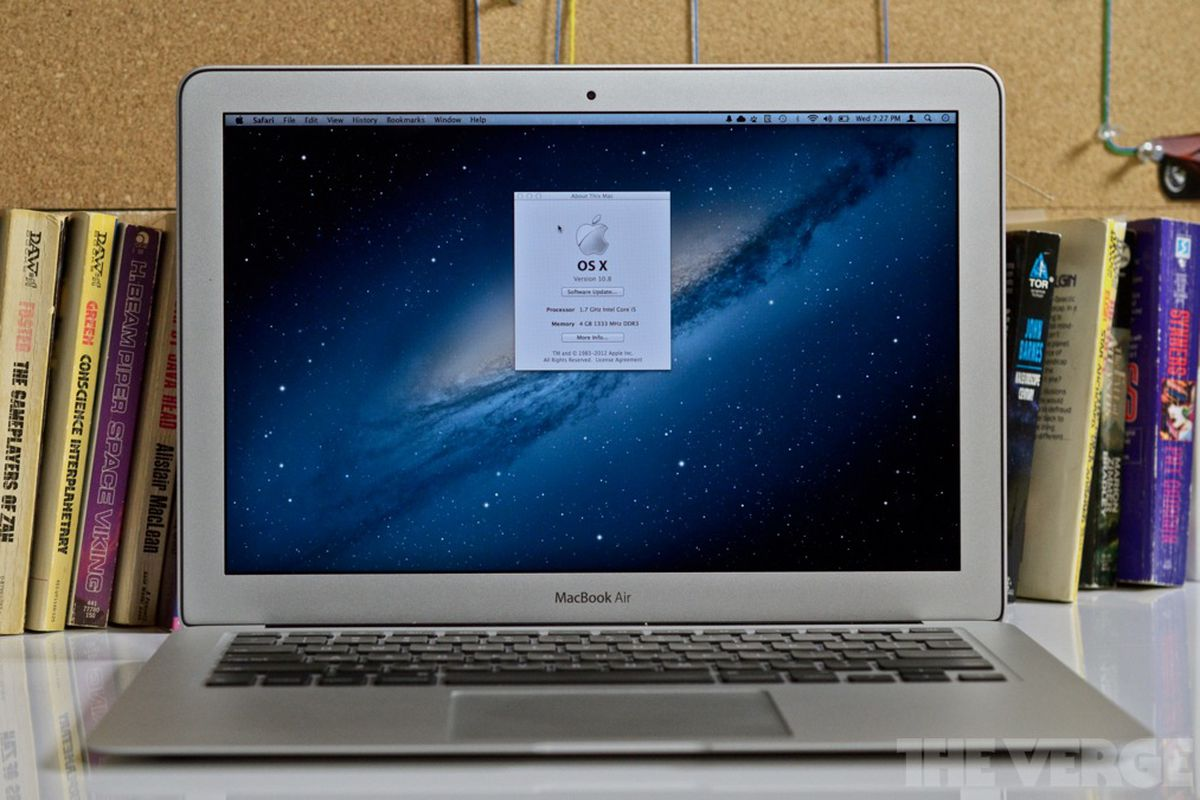 Gallery Photo: Mac OS X 10.8 Mountain Lion screen shots and photos
