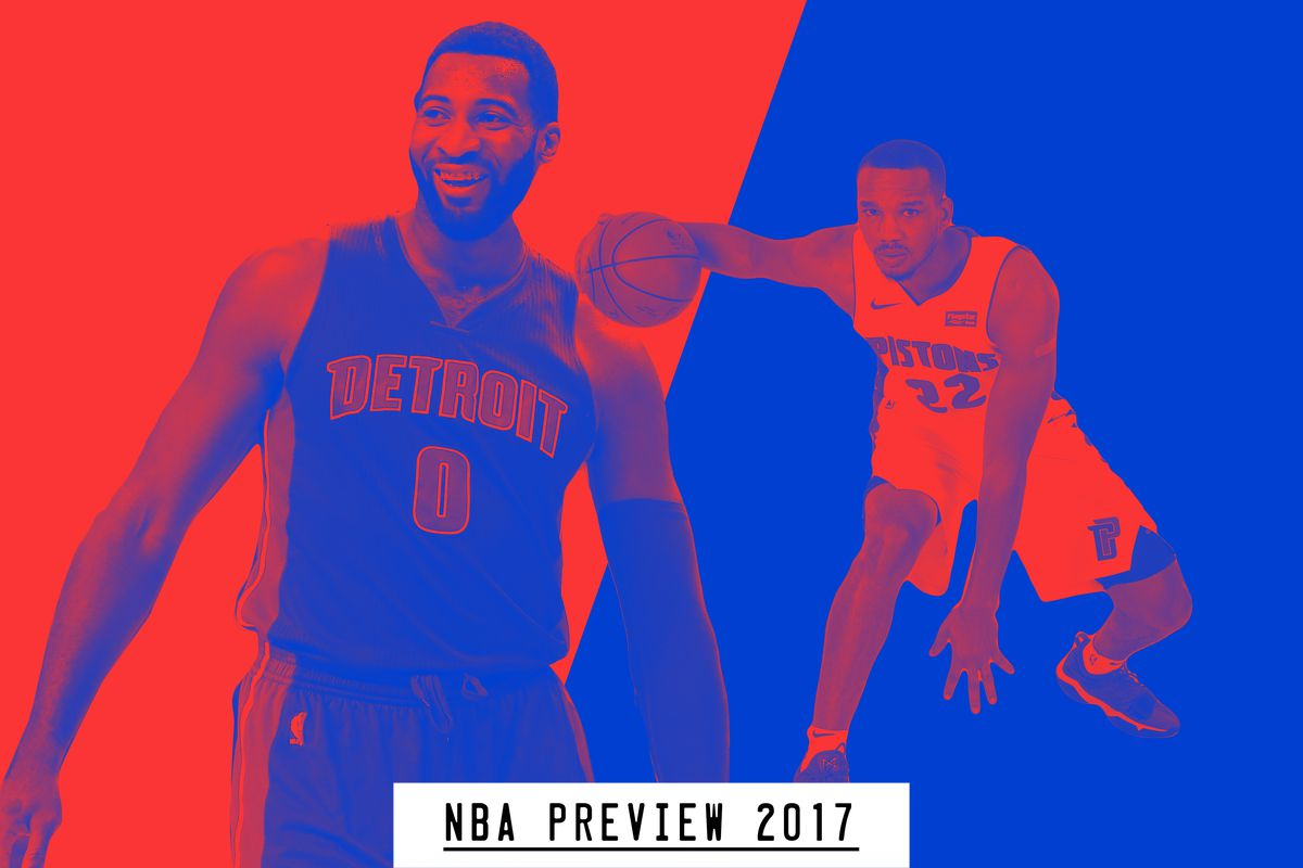 Andre Drummond and Avery Bradley