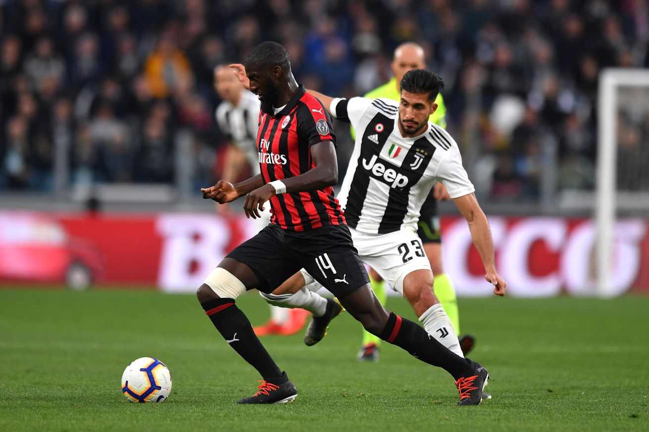 Tactical Review of AC Milan?s Valiant Performance Against