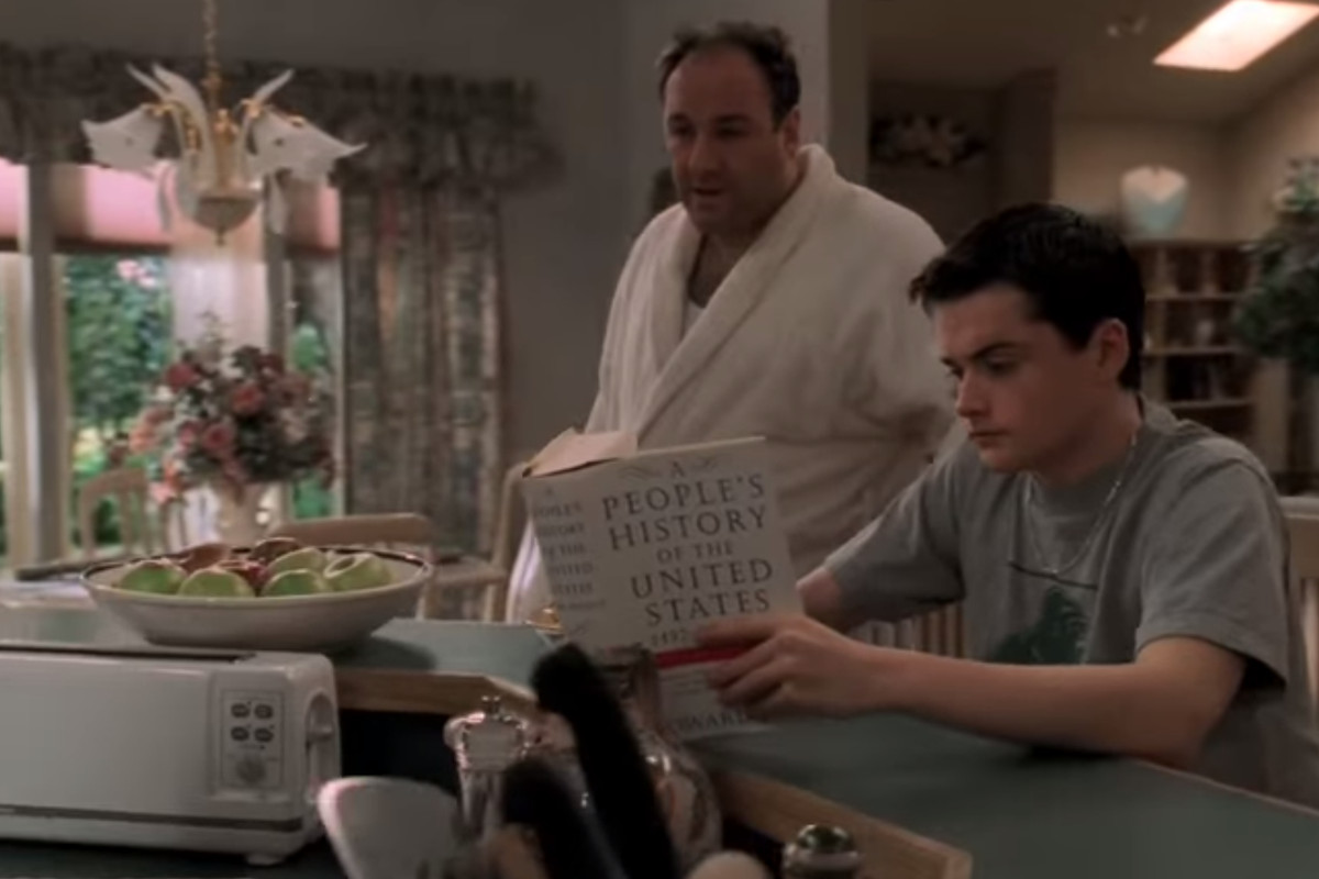 The Sopranos only ever made one bad episode and it was all