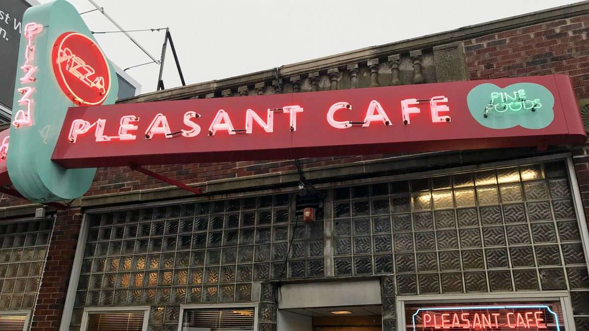 pleasant cafe