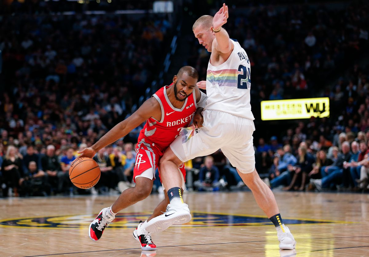 NBA: Houston Rockets at Denver Nuggets