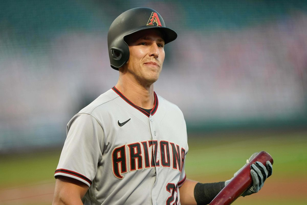 MLB: Arizona Diamondbacks at San Francisco Giants