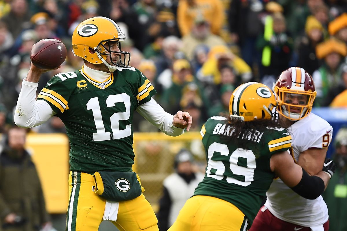 Washington Redskins v Green Bay Packers