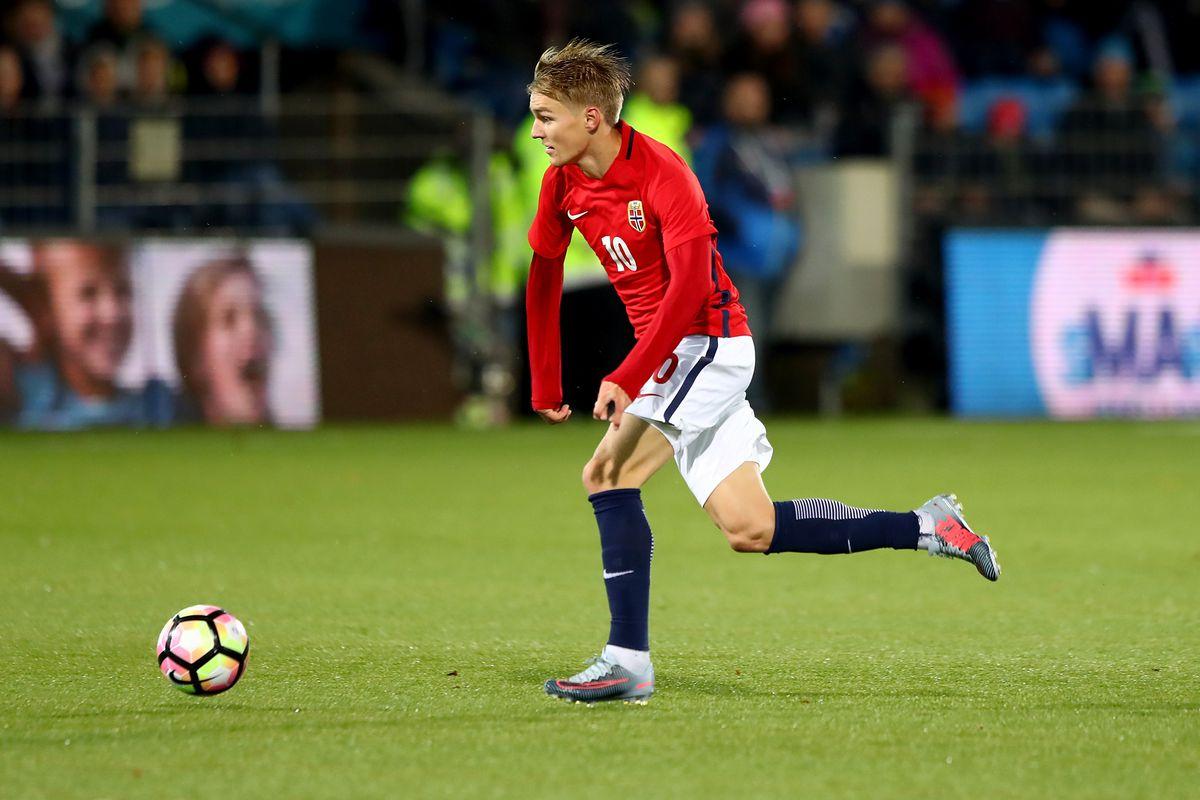 Norway U21 v Germany U21 - UEFA Under21 Euro 2019 Qualifier