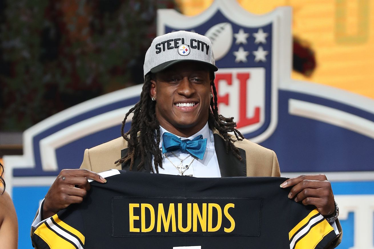 Steelers rookies get acclimated to life in the NFL, and in Pittsburgh, before training camp