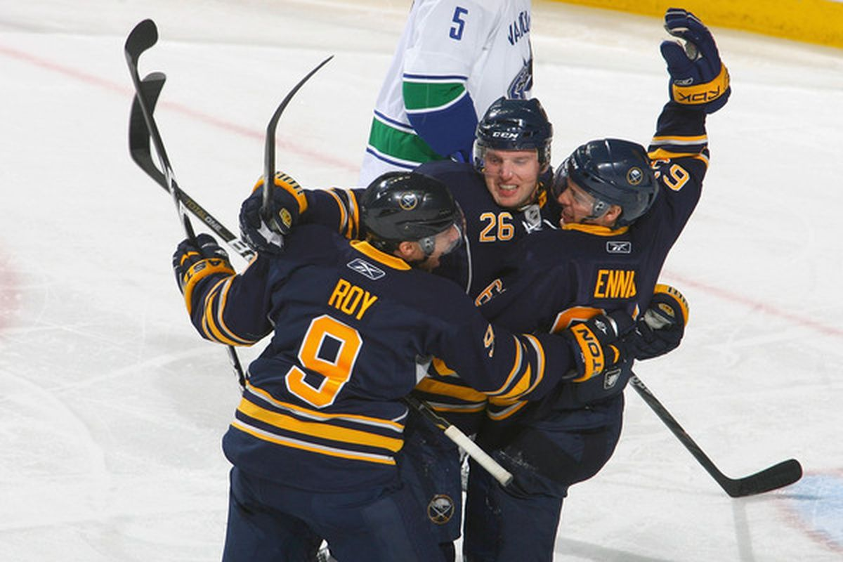 We did it you guys! Play of the Year!...for Sabres.com.