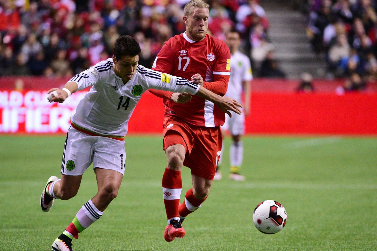Mexico Vs Canada World Cup 2018 Qualifying Time Tv Schedule And Live Stream