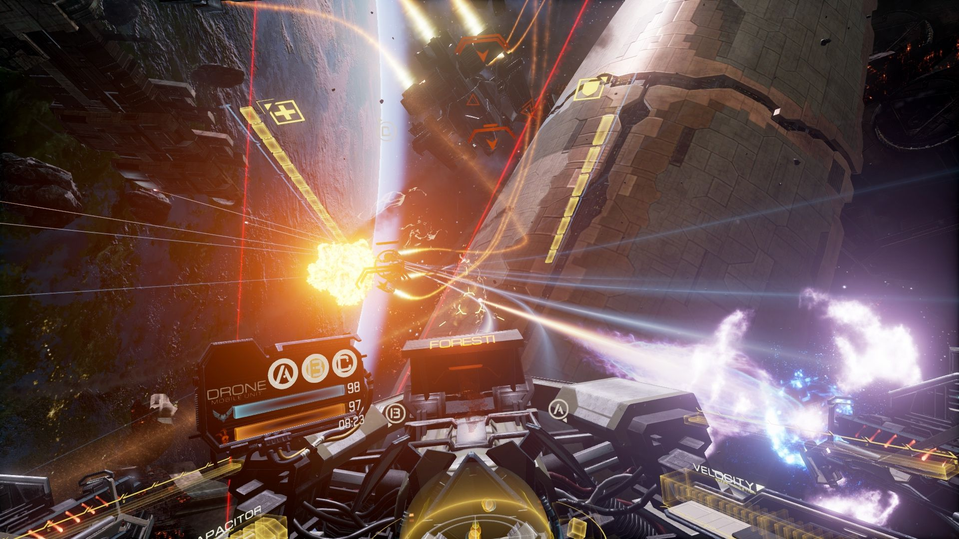 Eve: Valkyrie alpha: Hands-on with the Oculus Rift's killer app | Polygon
