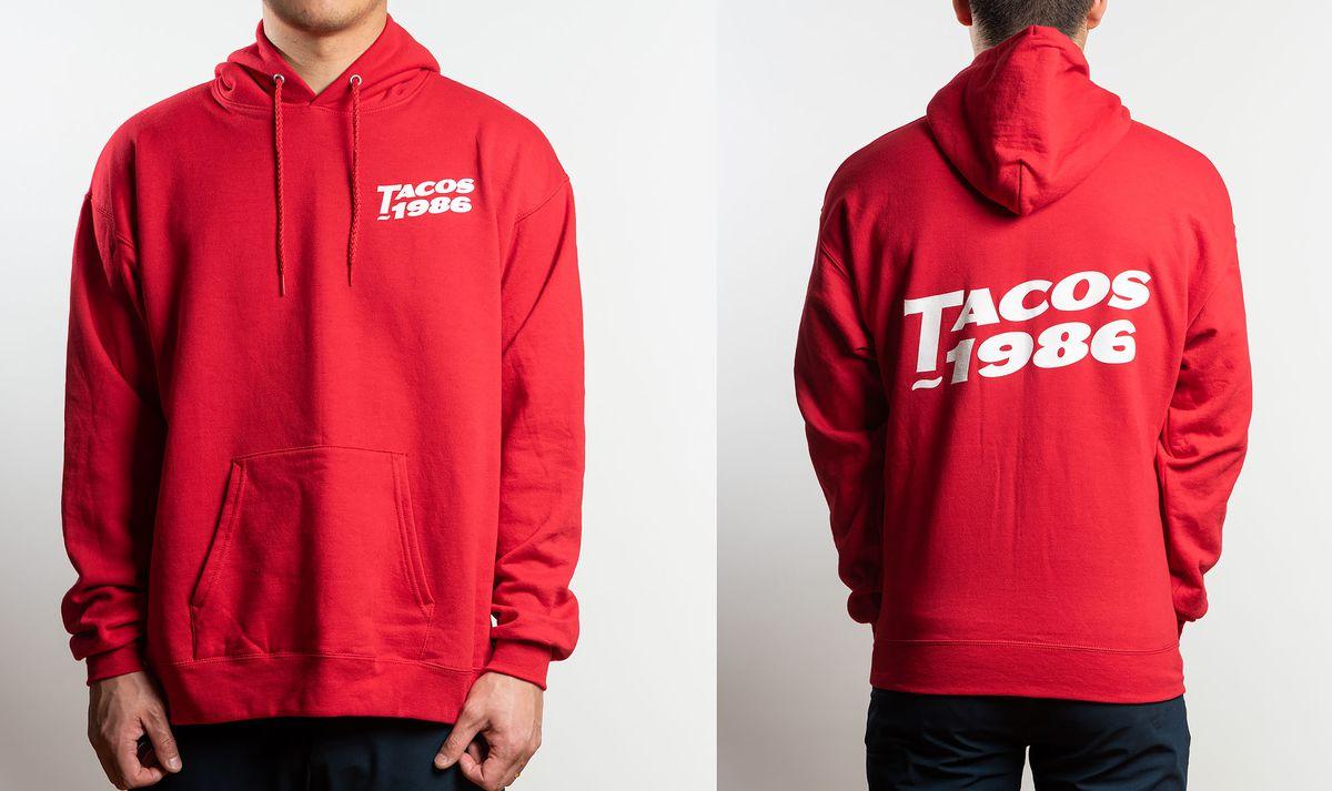 Sweatshirt from Tacos 1986