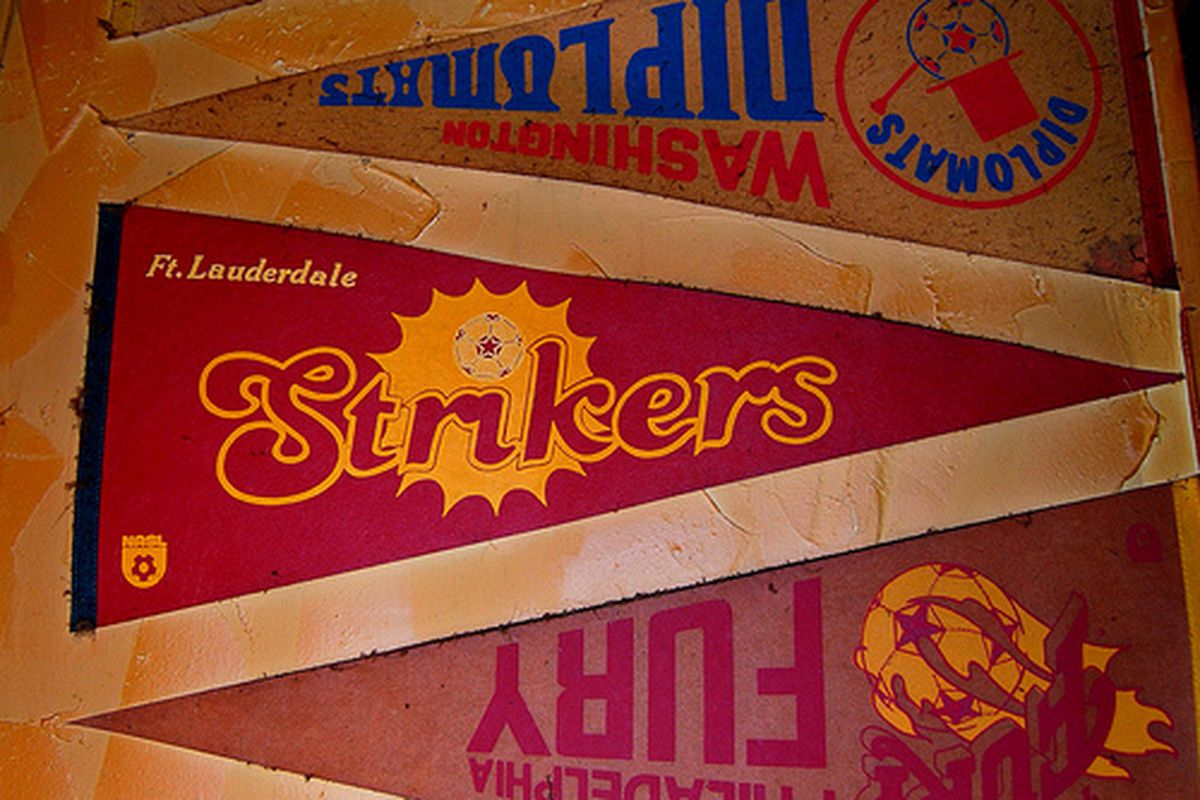 """Ft. Lauderdale Strikers (via <a href=""""http://www.flickr.com/photos/paul_lowry/3660702096/"""">Paul Lowry</a> under a Creative Commons license)"""