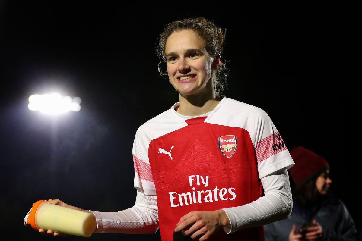 Arsenal Women v Birmingham City Women - FA WSL Continental Tyres Cup Quarter-Final