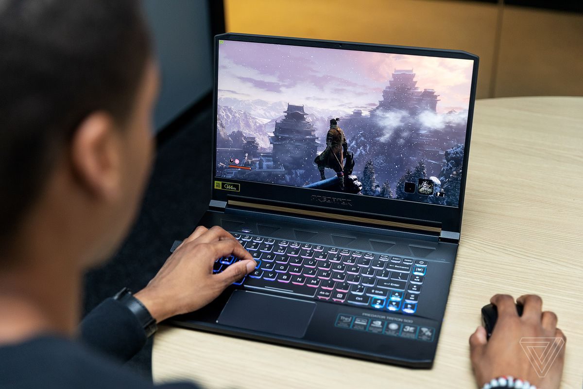 The RTX 2060 is the sweet spot for price and performance in gaming laptops right now