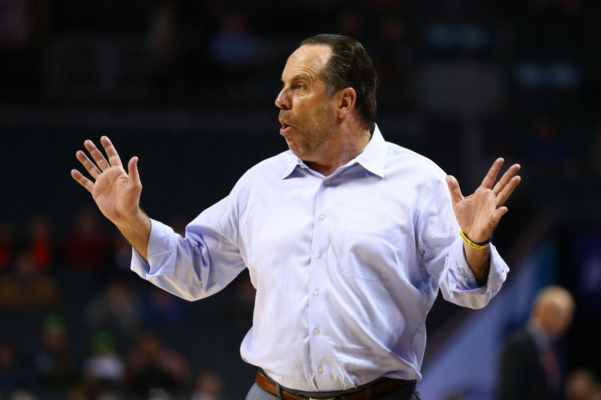 NCAA Basketball: ACC Conference Tournament-Notre Dame vs Louisville