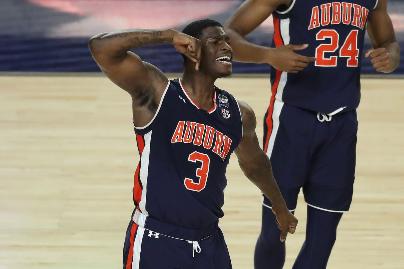 NCAA Basketball: Final Four-Semifinals-Virginia vs Auburn