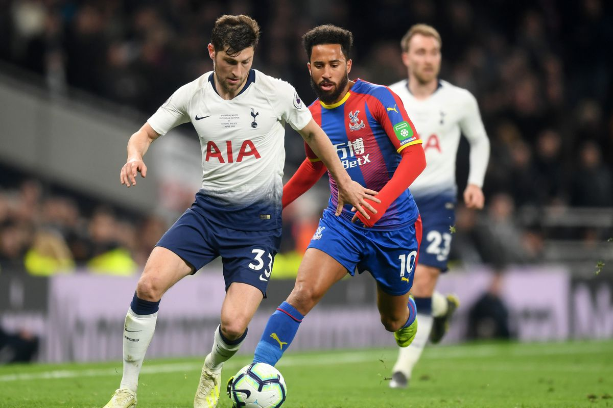Tottenham Hotspur vs. Crystal Palace: time, TV channels, how to ...