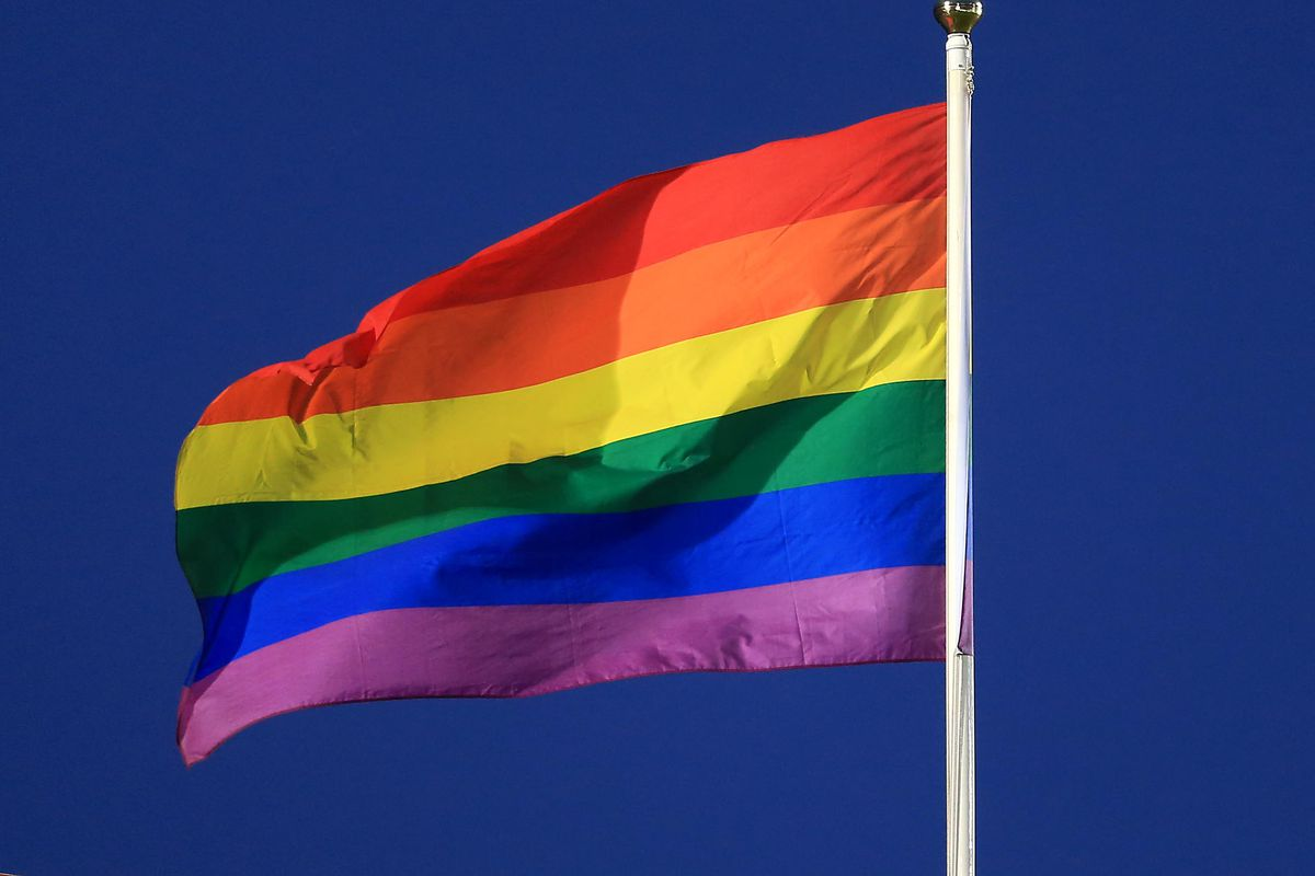 topics such as gay flags