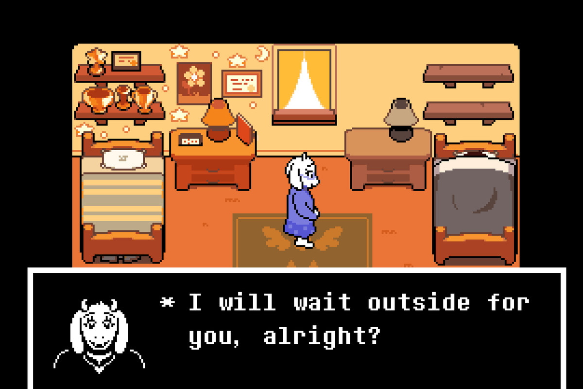 Cult RPG Undertale gets a surprise spinoff called Deltarune