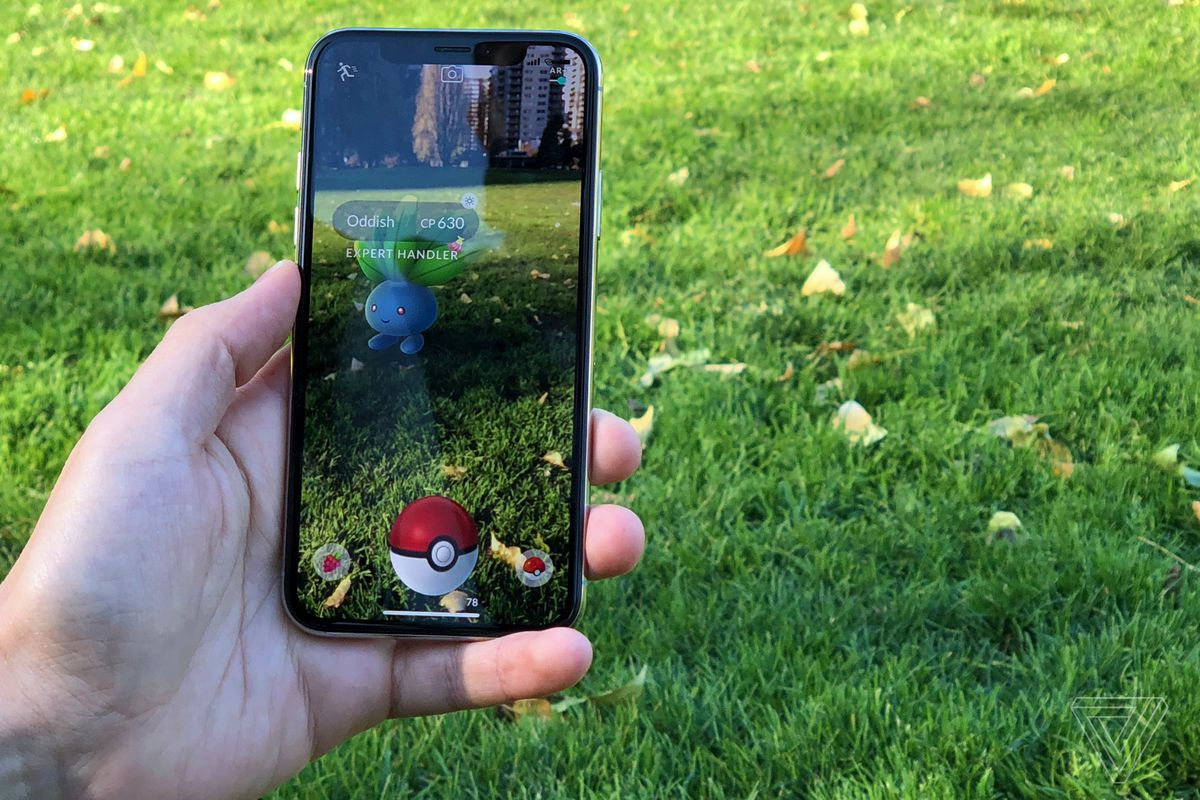 Pokémon Go getting game-improving and iPhone-exclusive AR+ feature soon