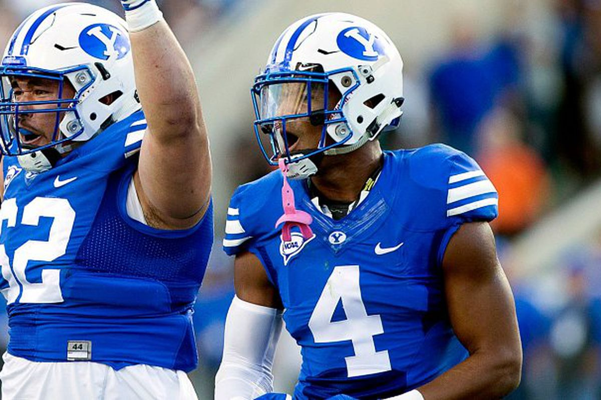 new style 84739 c1d2e BYU draft picks 2018: Fred Warner's role with the San ...