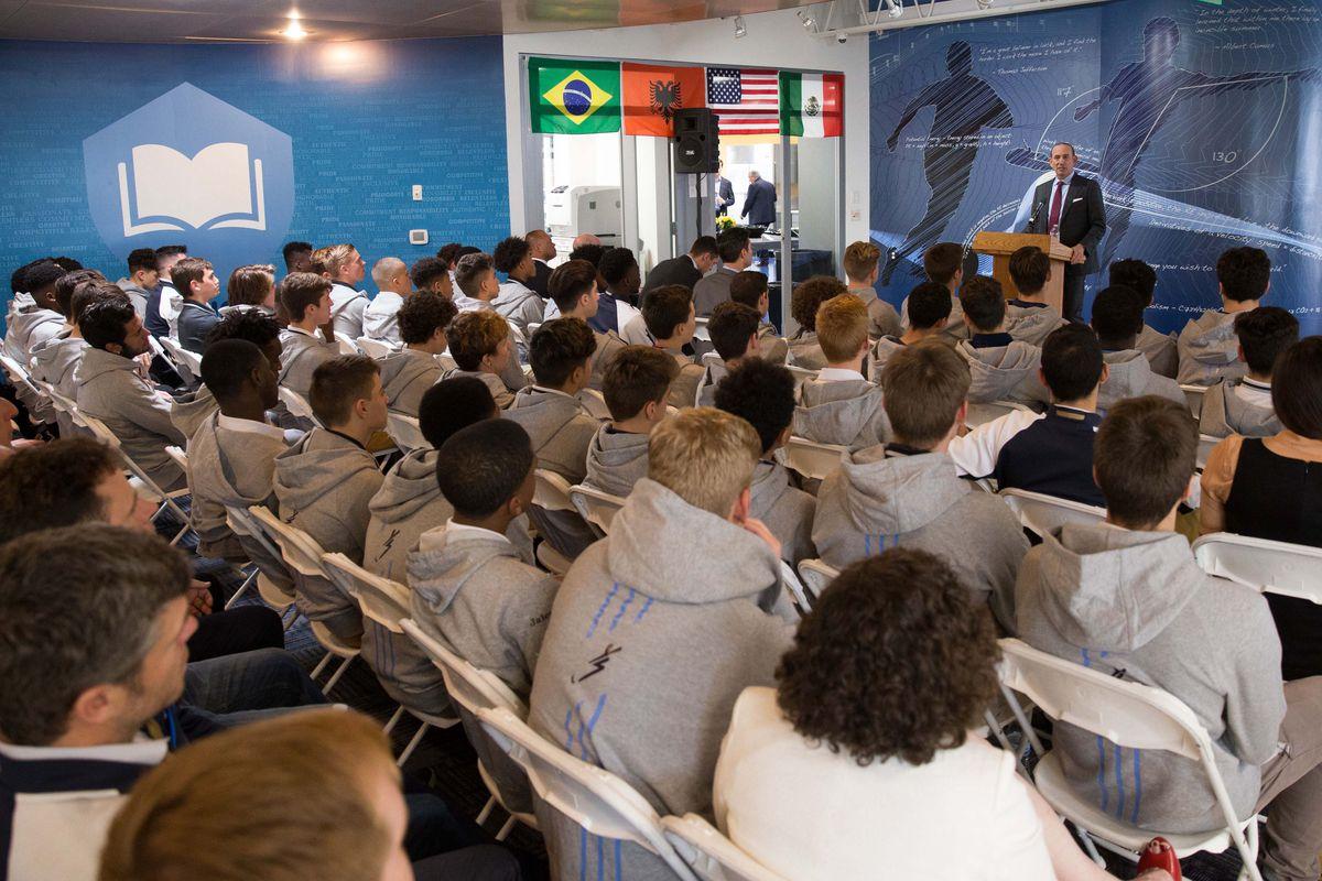 MLS: MLS Commissioner Don Garber Press Conference