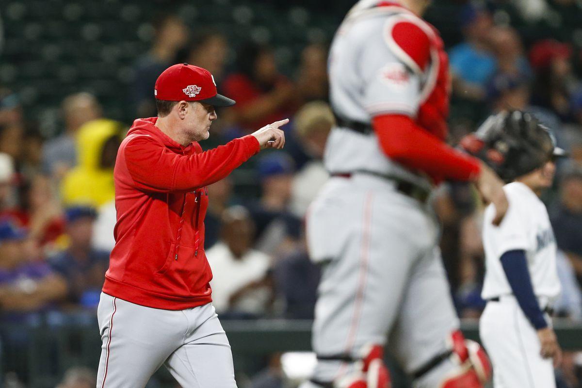 MLB: Cincinnati Reds at Seattle Mariners