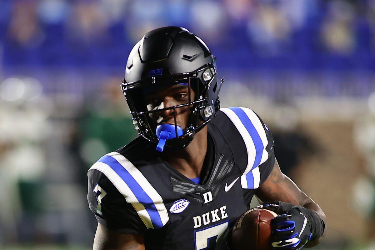 NCAA Football: Charlotte at Duke