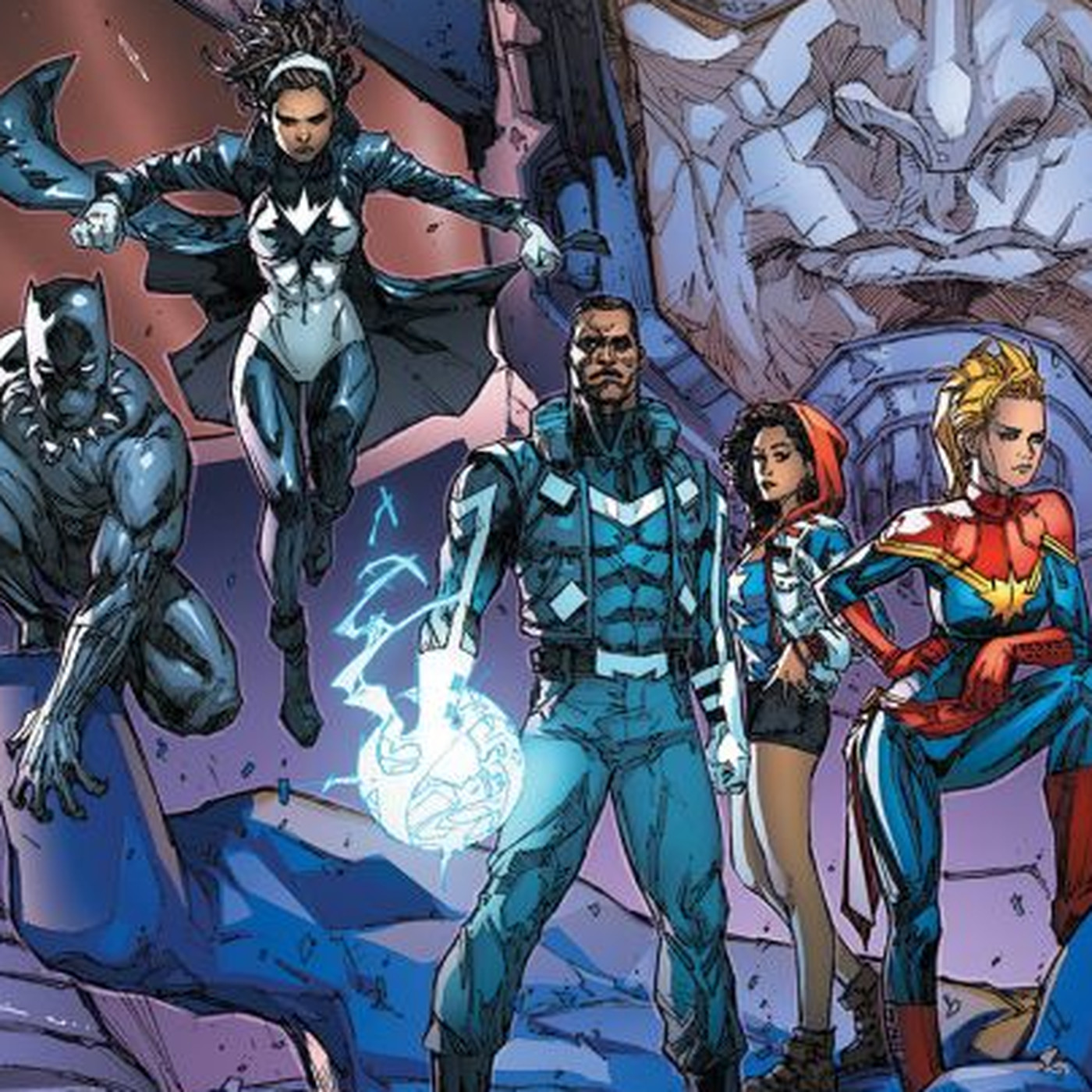 Marvel's most exciting new comic book is The Ultimates - Vox