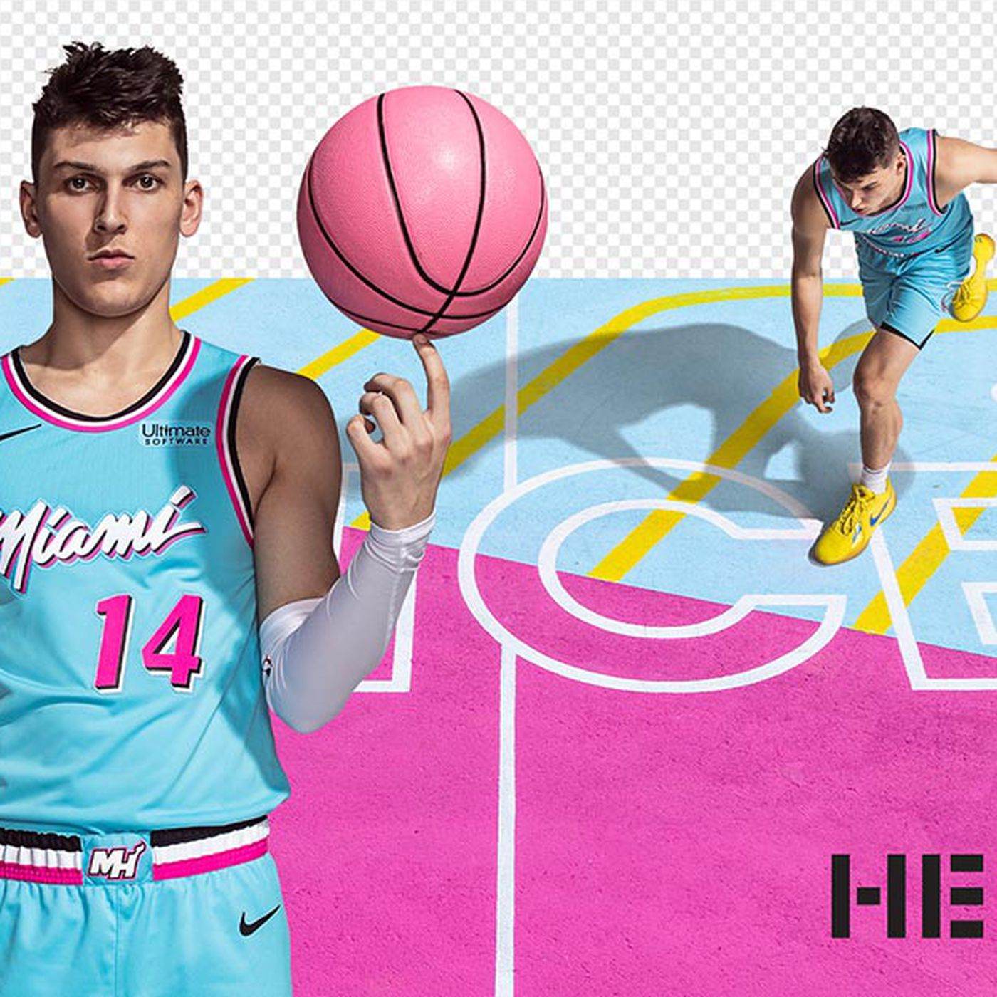 Vicewave Hits The 305 Here S All You Need To Know About The Miami Heat Latest Vice Jersey And More Hot Hot Hoops